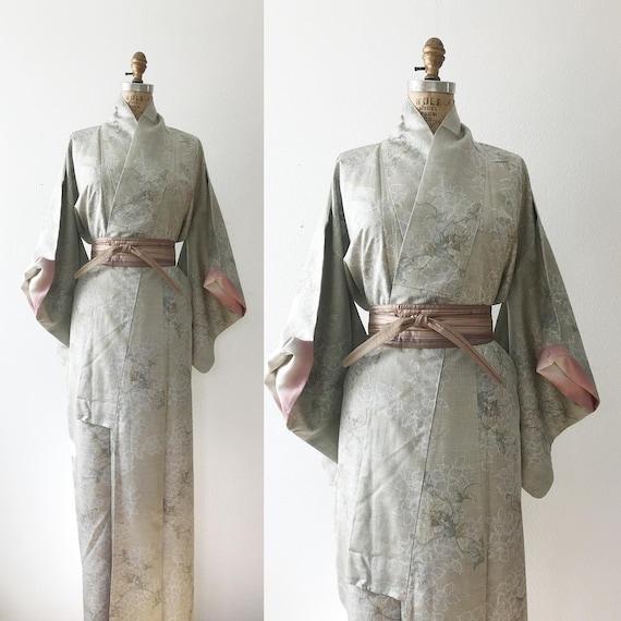 Katij kimono / kimono robe / vintage silk Kimono
