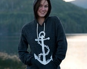 Anchor Unisex Pullover Hoodie