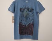 Hipster Eagle Kids T-Shirt
