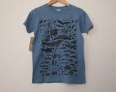 Species of Ucluelet Kids T-Shirt