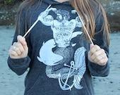 Merman Pullover hoodie