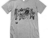 Wu-Tang Clams on Unisex T-Shirt