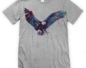 Watercolour Eagle Unisex T-Shirt