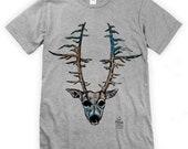 Deer Head Unisex T-Shirt