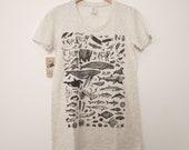 Species of Ucluelet Ladies T-Shirt
