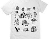 Hiking Gear Unisex T-Shirt