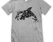 Tattoo Orca Unisex T-Shirt