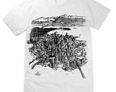 Vancouver City Unisex T-Shirt