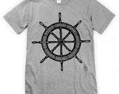 Shipwheel Unisex T-Shirt