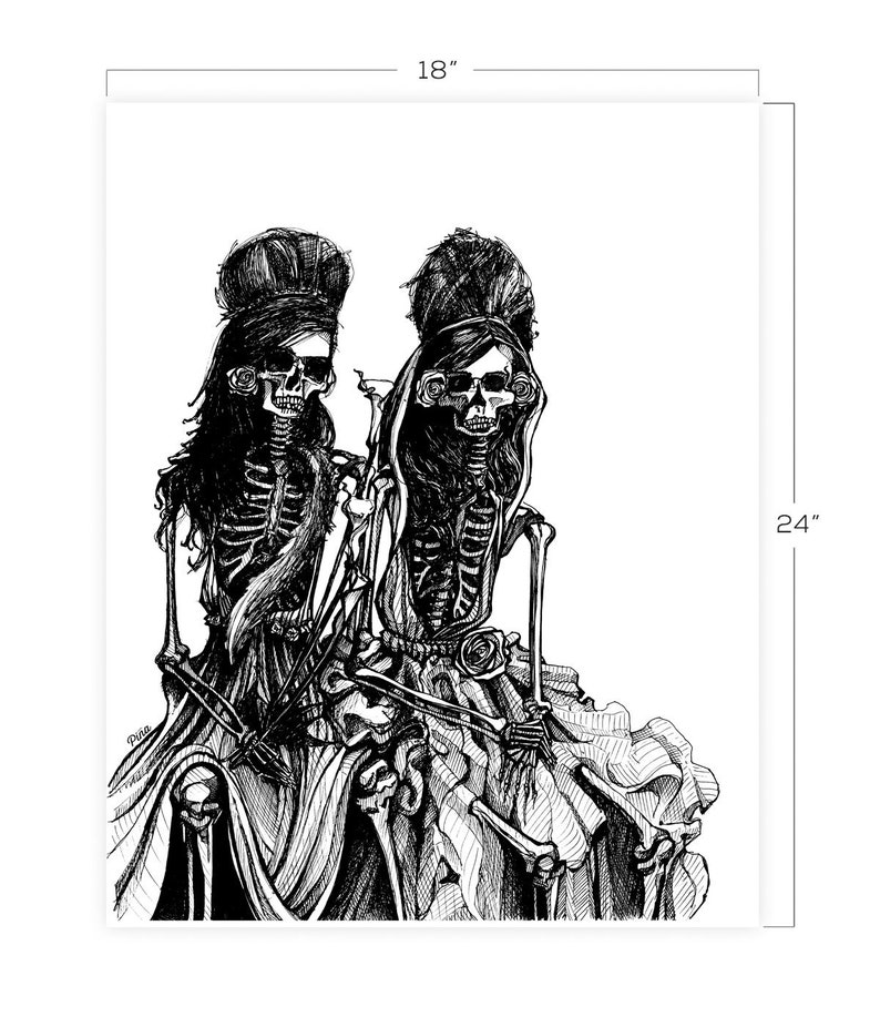 Muerta's Bonitas Downloadable Print 18 x 24 image 0