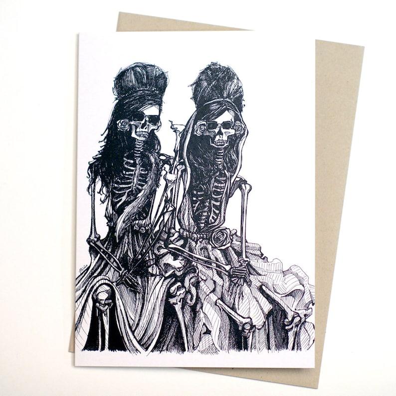 Muertas Bonitas Card image 0