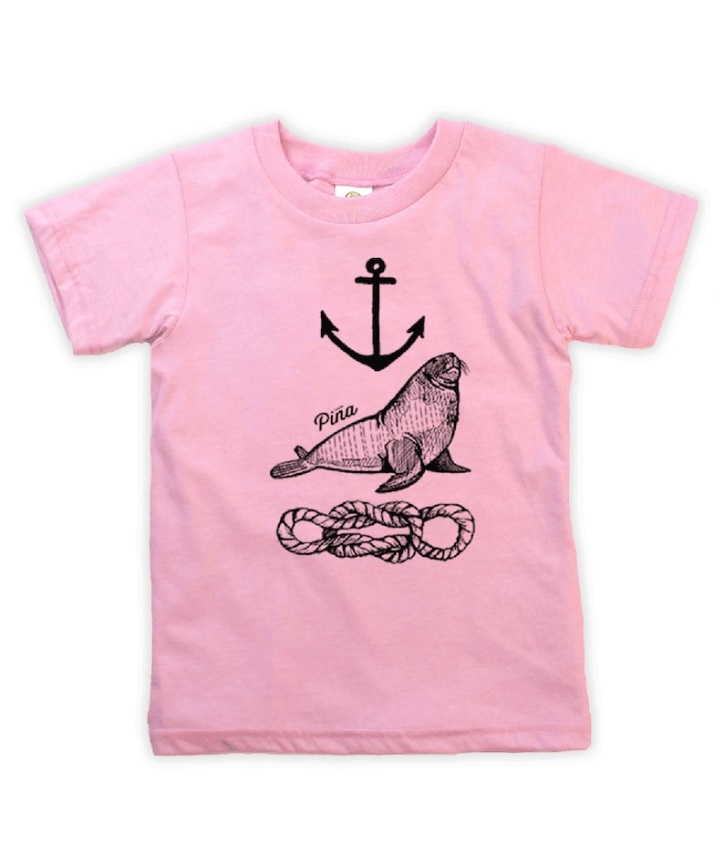 Dock Life on Kids T-shirt image 0