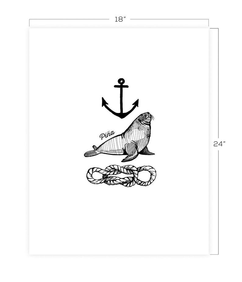 Dock Life Downloadable Print 18 x 24 image 0