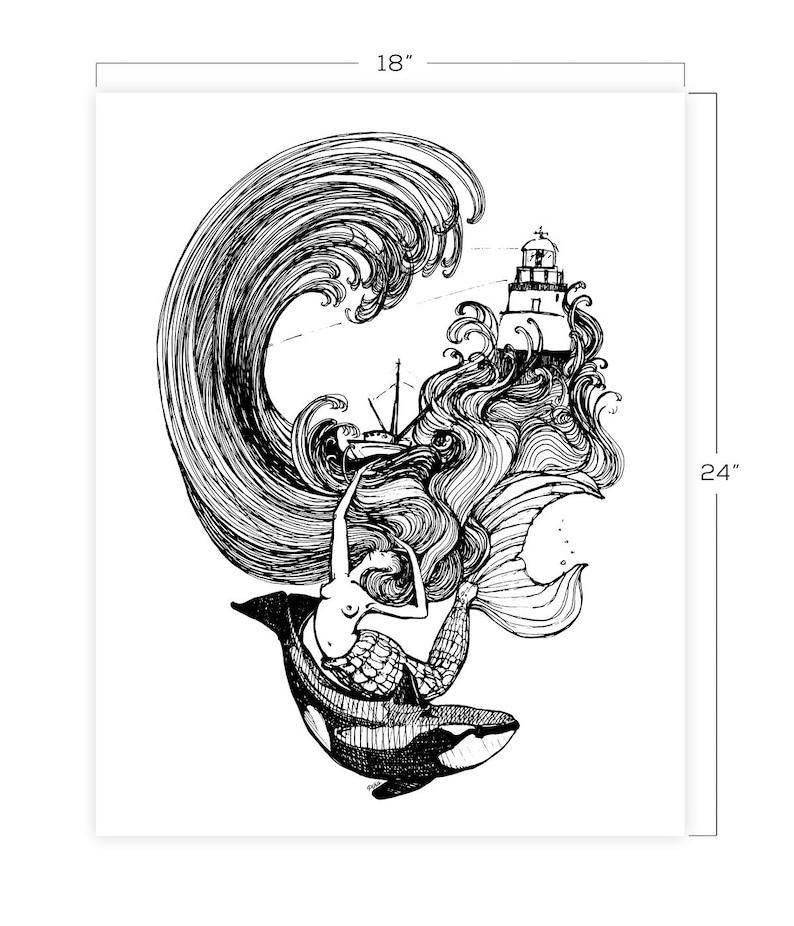 Amphitrite  Downloadable Print 18 x 24 image 0