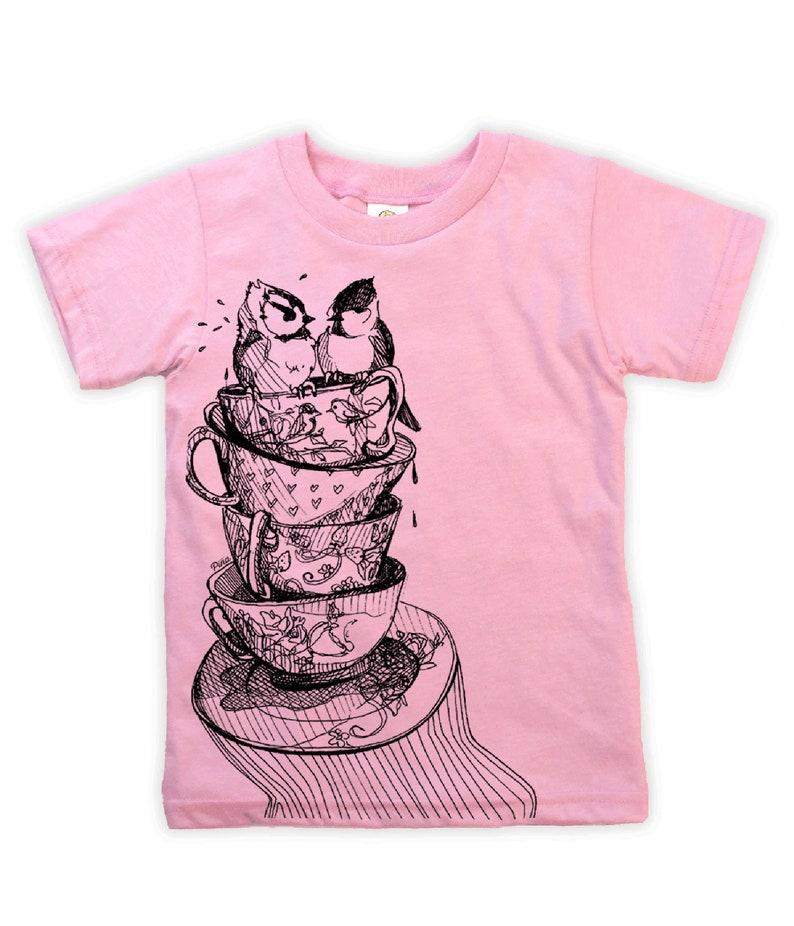 Chickadee's on Kids T-shirt image 0