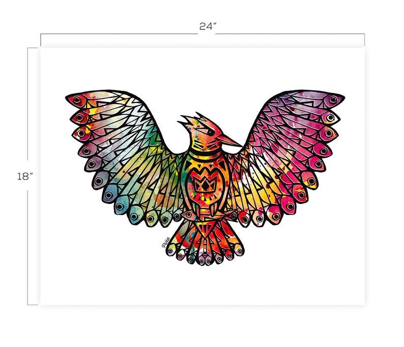 Kingfisher Downloadable Print 18 x 24 image 0