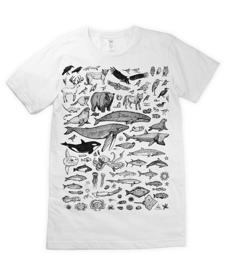 Species on Unisex T-Shirt image 0