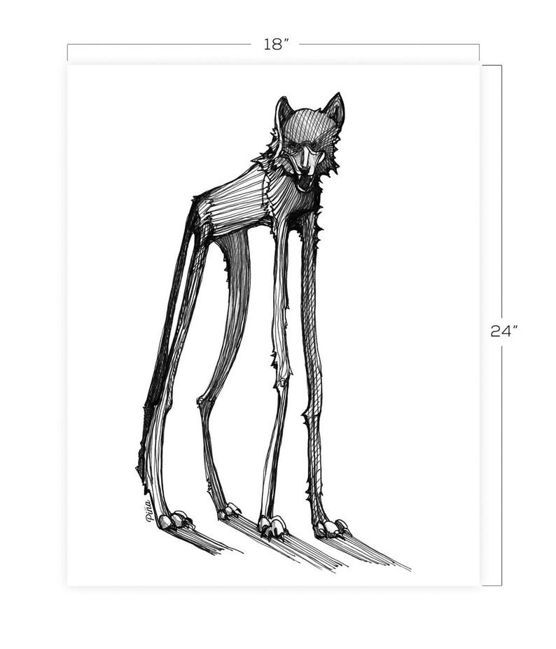 Dali Wolf image 0