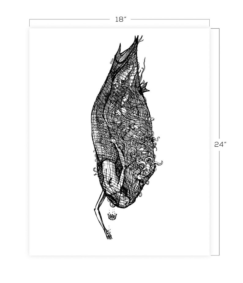 Bycatch Downloadable Print 18 x 24 image 0