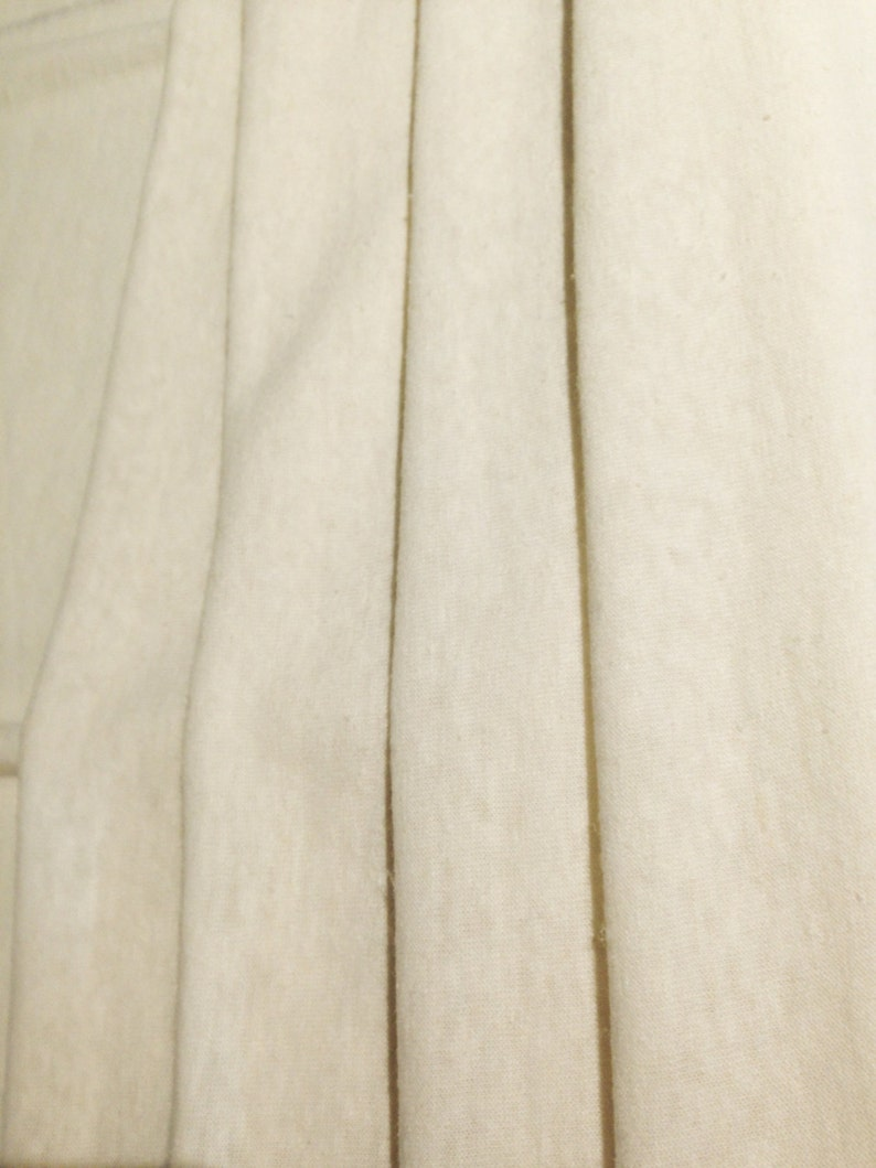 842b6844e73 Natural 5.5oz Hemp and Organic Cotton Jersey By the Yard | Etsy