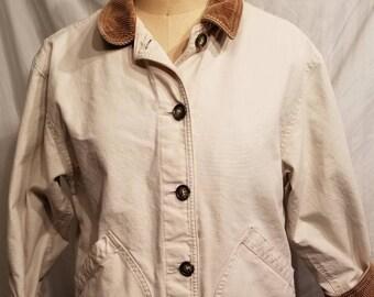 f829eb2193 Vintage barn coat