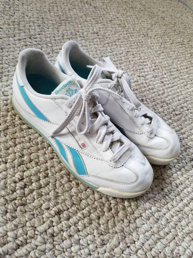 Vintage reebok classic sneakers size ladies etsy jpg 794x1059 Vintage reebok  sneakers 1d77f0f54