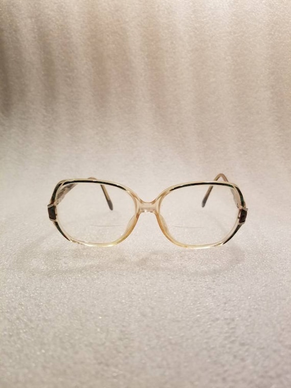 798eb85851 70s glasses ladies bifocal prescription lenses colorful
