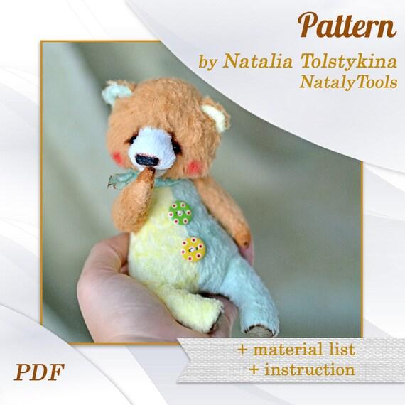 Soft Toy Cutting Pattern Pdf