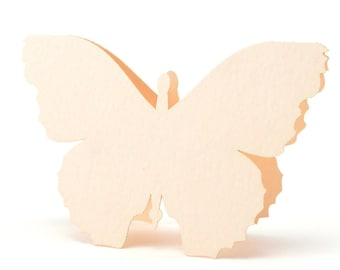Butterfly Place Cards, Escort Cards, Weddings, Table Number card, Woodland, Sweet 16, Rustic, Bridal, Blush, Pink, seating cards