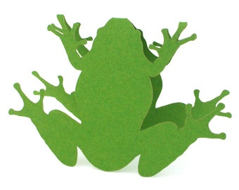 Frog Place Cards, wedding Escort Cards, Weddings Seating Cards, Reception card, Baby Shower card , Zoo Wedding, Animal place cards