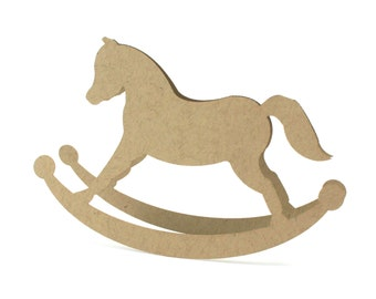 Rocking Horse Place Cards set of 10 - Escort Cards,Baby Shower,Wedding Seating Card,Reception,Birthday,Party,Reception,Baby Boy,Baby Girl