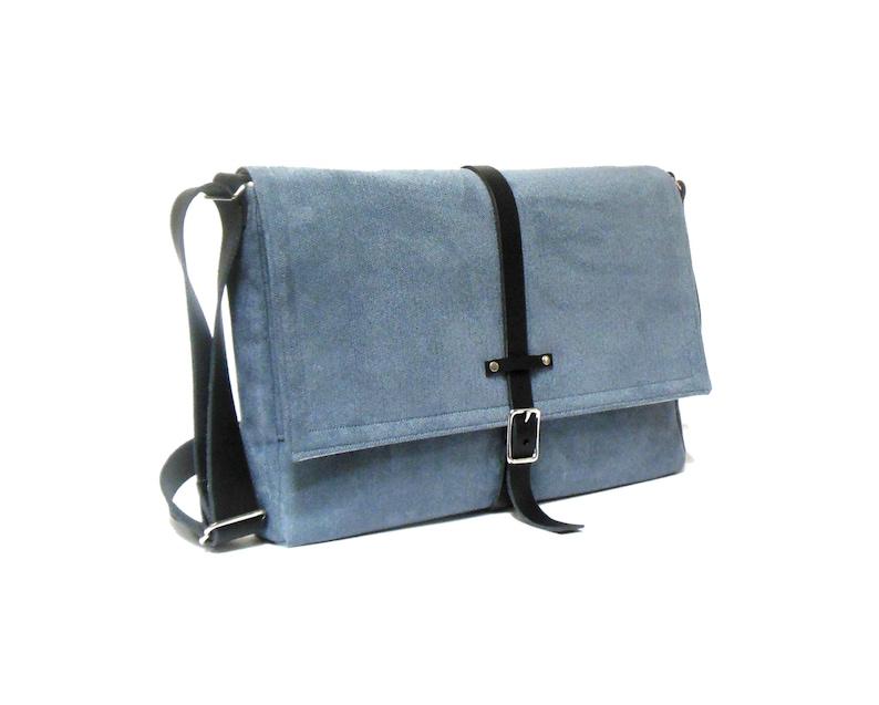 13 / 15 / 17 MacBook Pro messenger bag  image 0
