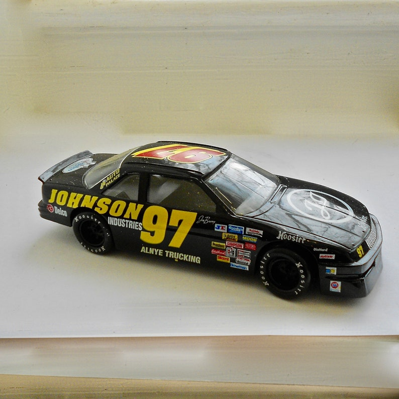 1994 Racing Champions 124 Joe Bessey 97 Johnson Industries Chevy Lumina