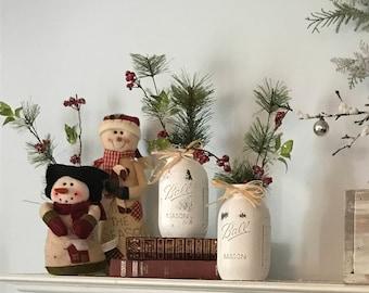 christmas decorations rustic christmas decorations mason jar christmas vintage christmas decorations rustic christmas rustic farmhouse