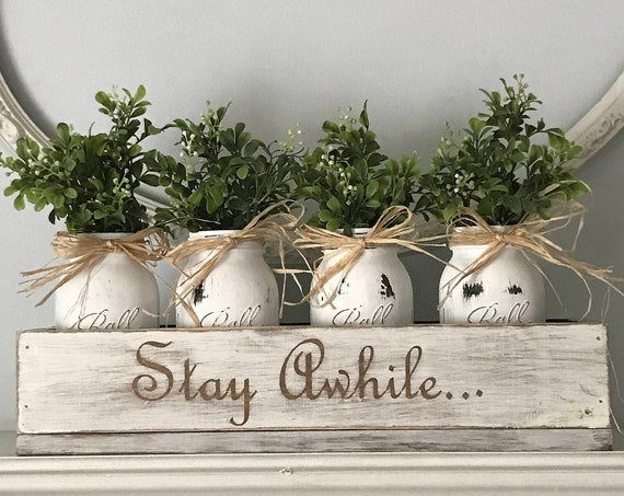 Country Home Decor, Farmhouse Decor Rustic, Rustic Home Decor Shabby Chic, Country Decor Living Room, Farmhouse Country Living, Wedding