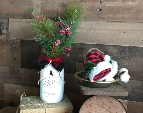 Farmhouse Christmas, Farmhouse Holiday, Christmas Decorations, Christmas Mantle, Christmas Home Decor, Christmas Farmhouse, White Christmas