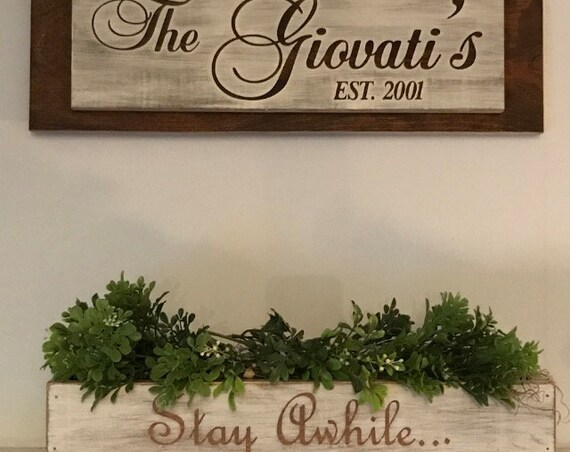 Rustic Gifts, Personalized Gift Set, Christmas Gift Set, Gifts For Couple, Rustic Wood Decor, Farmhouse Gifts, Farmhouse Rustic Gifts,