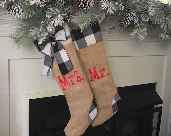 Christmas Stocking, Christmas Decoration, Personalized Christmas Stocking, Stockings, Christmas Decor
