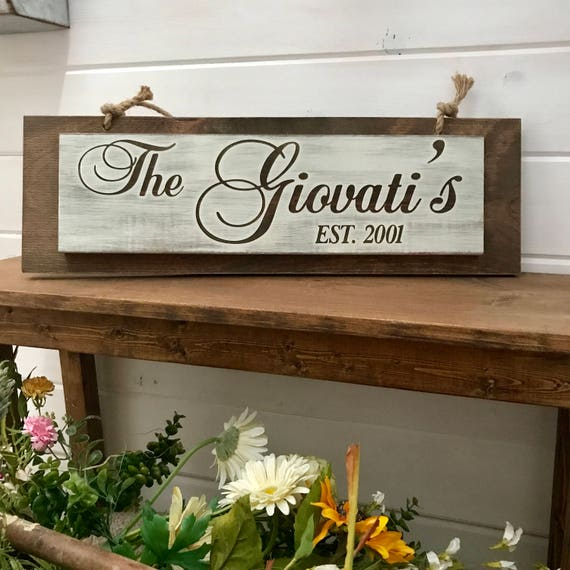 Family Wood Sign Home Decor, Family Sign, Family Rustic Home Decor, Wood Gifts Sign, Wood Home Decor, Home Decor Family Sign, Farmhouse Sign