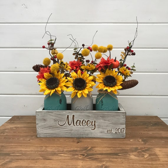 Kitchen Decor Centerpiece, Table Decor Kitchen, Dinning Table Centerpiece, Rustic Kitchen, Centerpieces