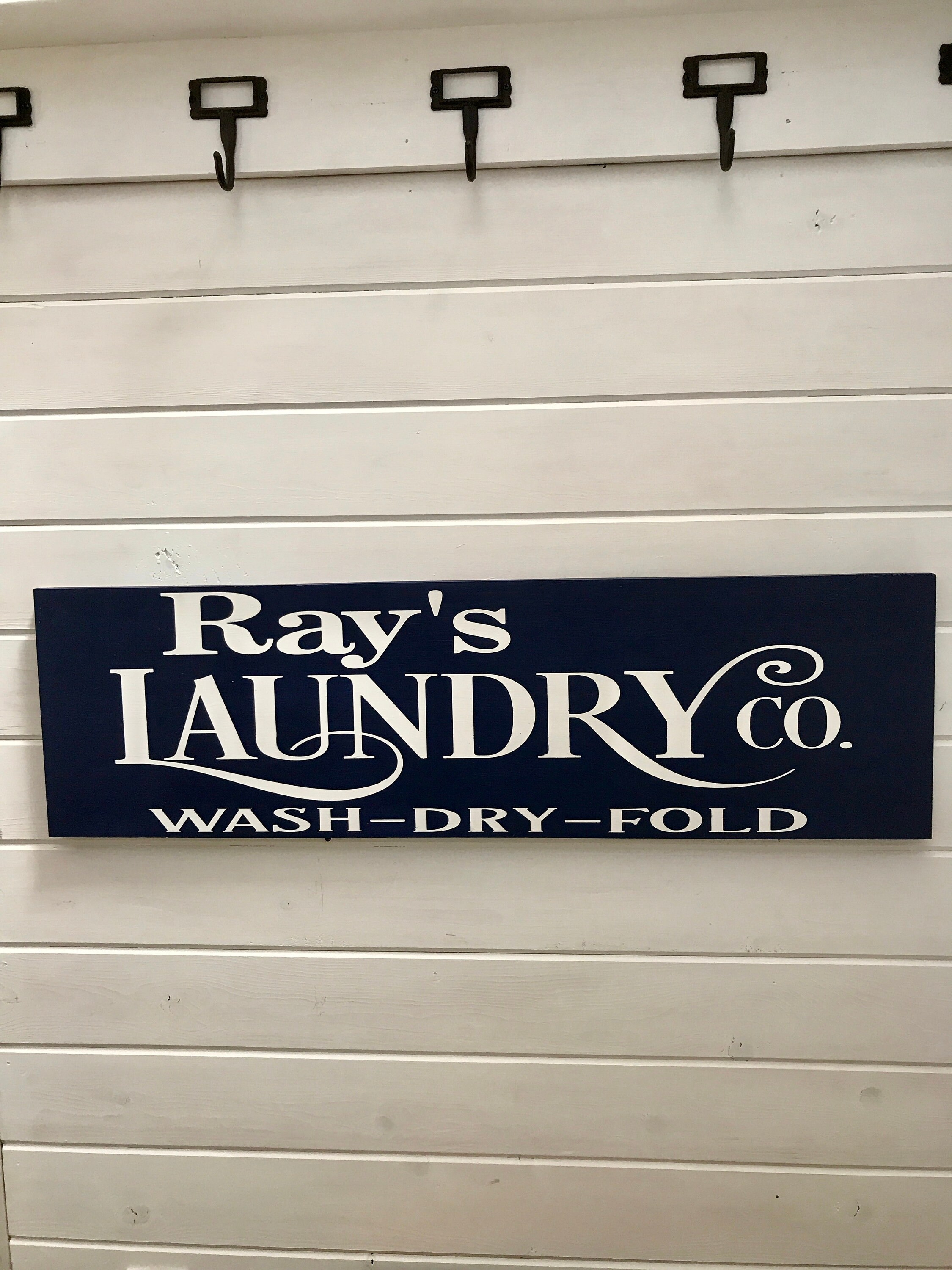 Home Decor Signs Rustic Laundry Room Sign Personalized Rustic Signs Home Decor Farmhouse Rustic Signs Personalized Home Decor Signs