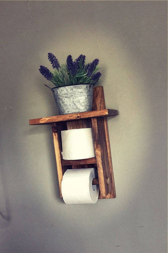 Rustic Bathroom Decor, Bathroom Decor, Rustic Decor, Home Decor Rustic, Industrial Decor, Bathroom Wall, Home Decor Gift