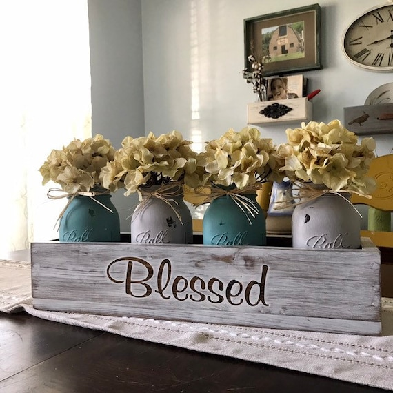 Floral Arrangement, Fall Arrangement, Wedding gifts Personalized, Rustic Floral Arrangement, Farmhouse Floral, Last Name Gift, Couple Gifts