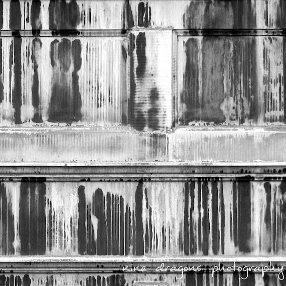 Verwonderend Zwart-wit fotografie moderne kunst zwart-wit abstracte | Etsy UU-18