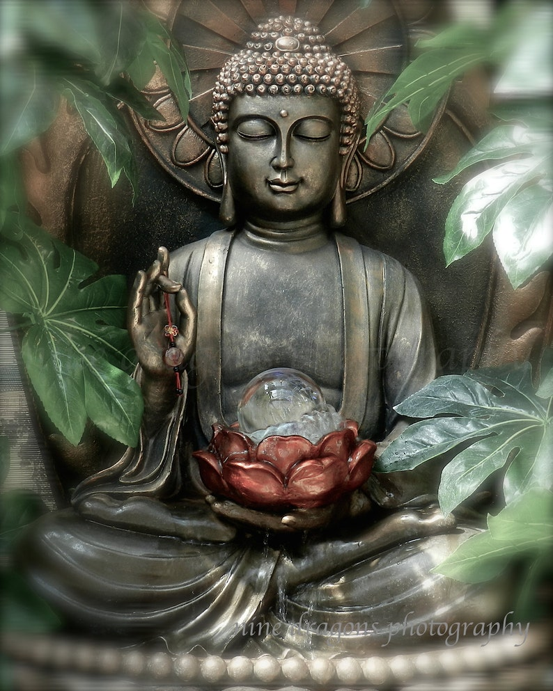 3486ed224 Buddha Wall Art Zen Art Buddha Photography Zen Decor Boho | Etsy