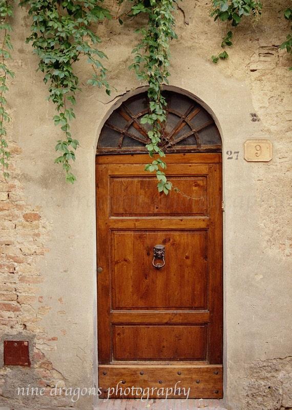 Superieur Italian Door Wooden Door In Italy Photography Rustic Italian | Etsy