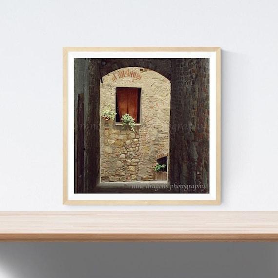 Rustic Italian Home Decor Tuscany Italy Photography