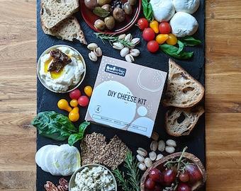 Mozzarella, Ricotta & Farmers' Cheese Kit (cow milk)
