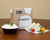 Mini Cheese Kit - Farmers Cheese & Ricotta- (cow milk)