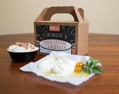 Burrata & Mascarpone Cheese Kit (cow milk)